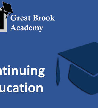 Continuing education and professional development courses