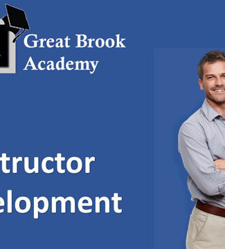 Instructor training and educator development courses